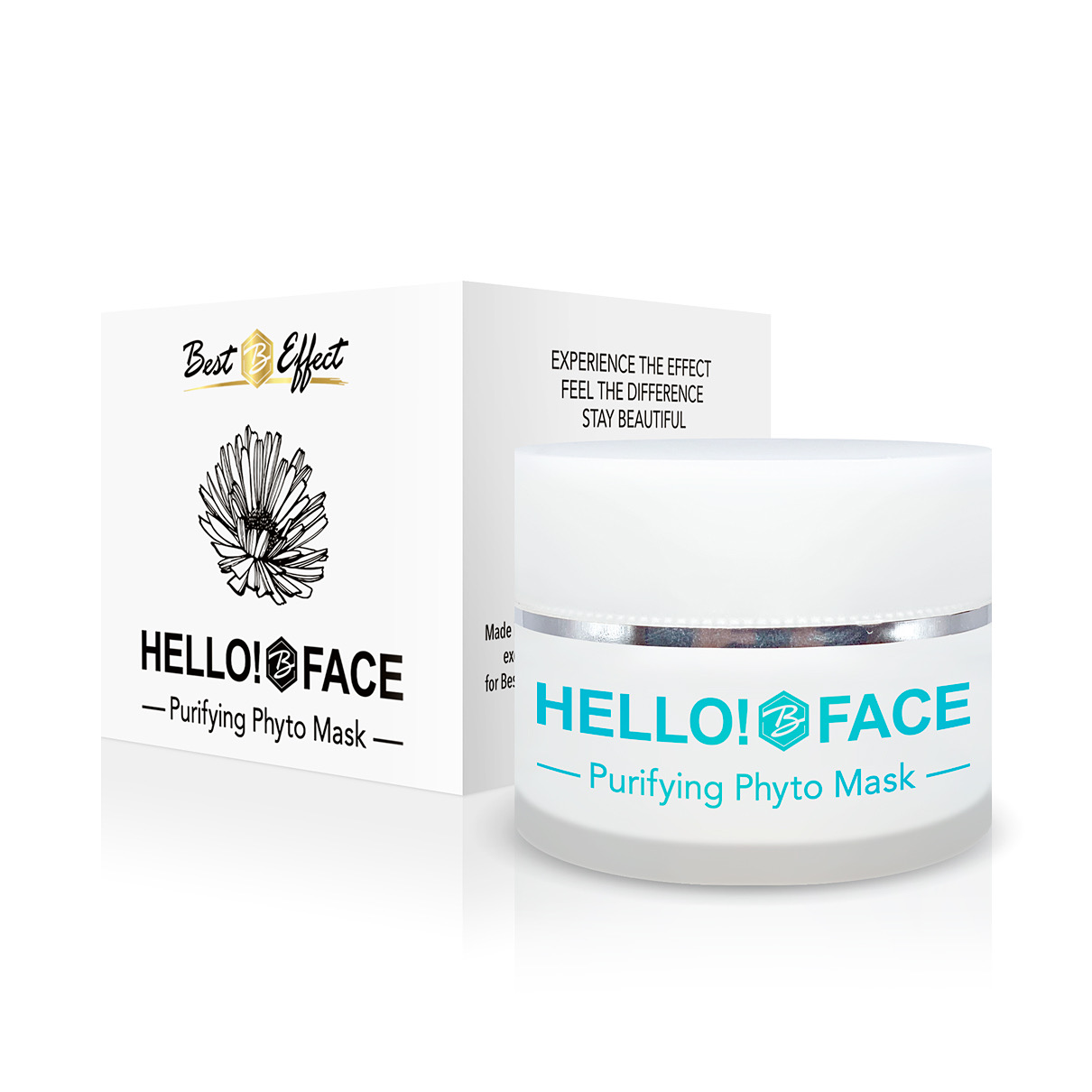 Hello!Face Purifying Phyto Mask