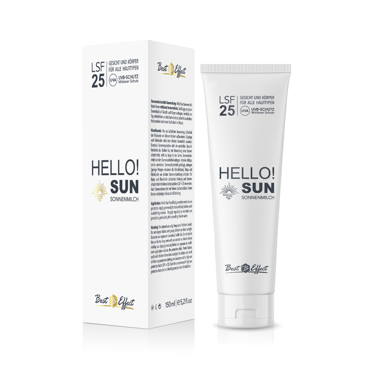 Hello!Sun Sonnenmilch